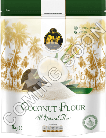 Coconut Flour project
