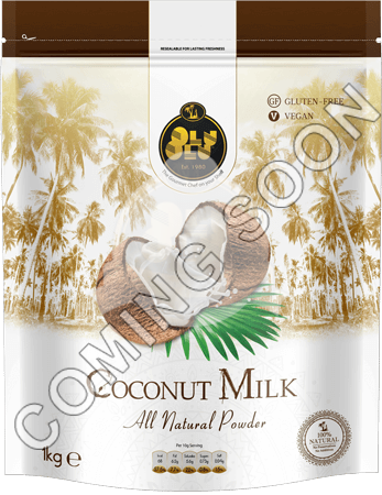 Coconut Milk Powder project