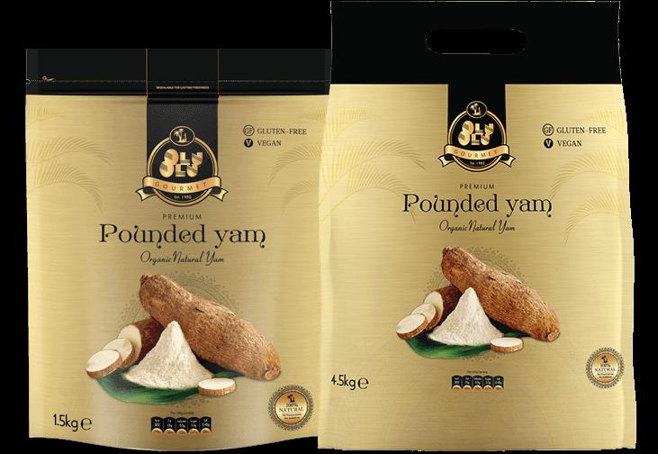 buy pounded yam flour