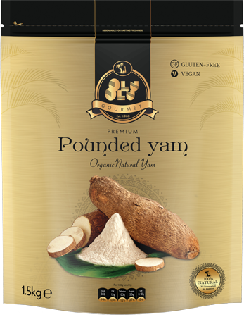 Pounded Flour project