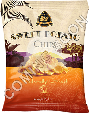 Sweet Potato Chips project