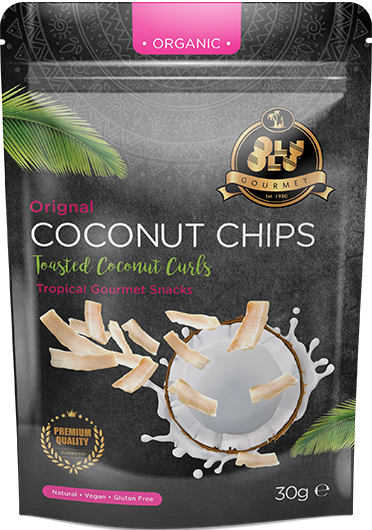 Coconut Chips project
