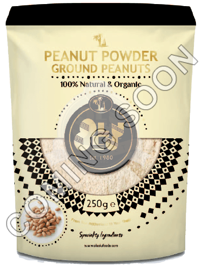Peanut Powder project