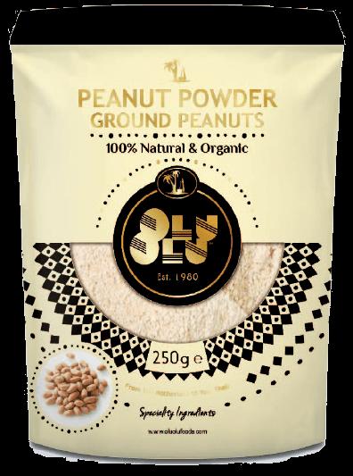 Peanut Powder project