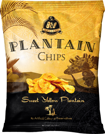 Plantain Chips project