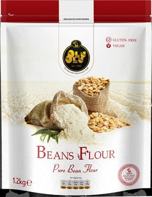 Beans Flour project