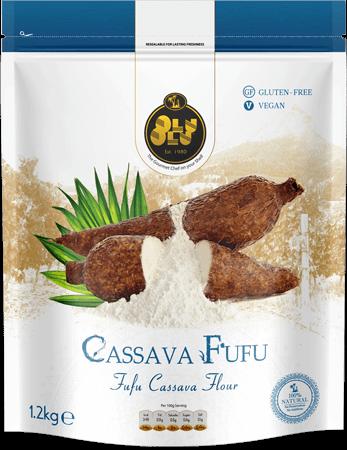 Cassava Fufu Flour project