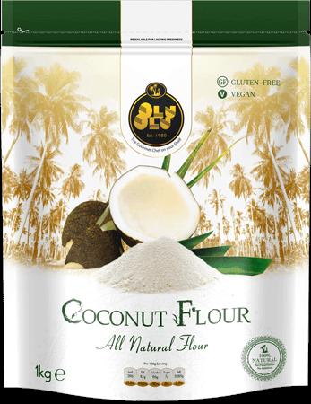 Coconut Flour project