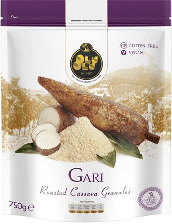 Gari Flour project