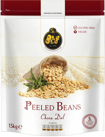 Peeled Beans project