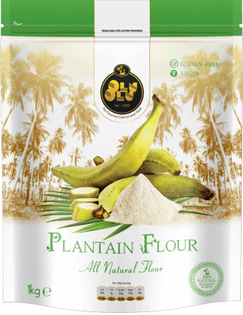 Plantain Flour project