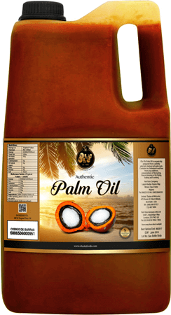 Palm Oil Gallon project