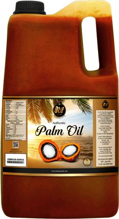 Palm Oil Gallon project