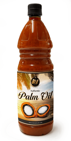 Palm Oil Bottle project