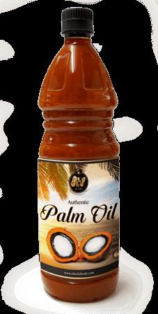 Palm Oil Bottle project