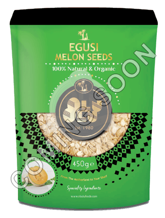 Egusi Melon Seeds project