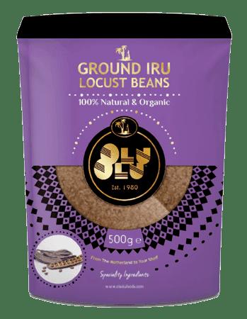 Iru Locust Beans project