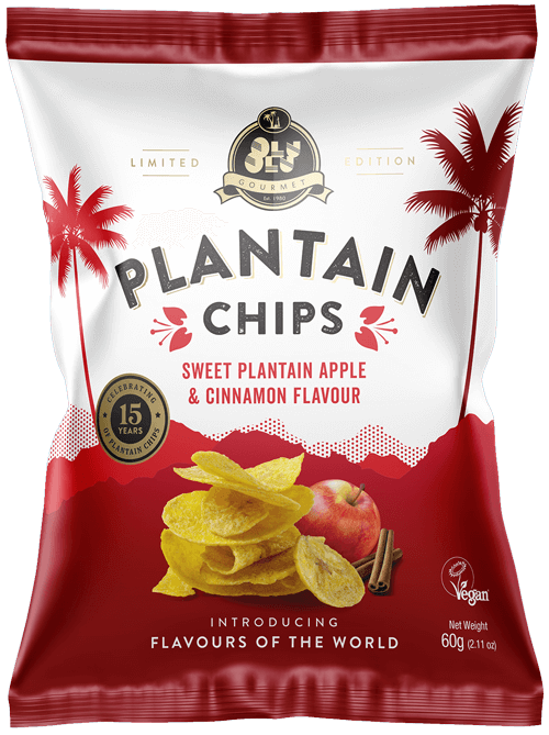 NEW: LIMITED EDITION – Plantain Chips project